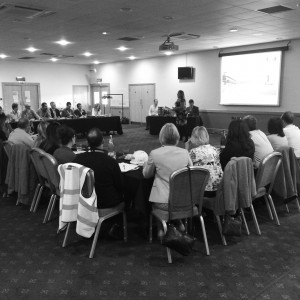 A Recent Business Networking Event We Attended - The BforB Lucrative Lunch In Uttoxeter